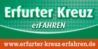 Mit Bussen & Bahnen ans Erfurter Kreuz und zurück